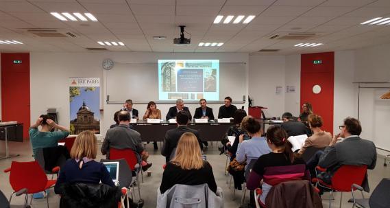 """Conférence de presse """"Bilan à mi-mandat et perspectives 2020"""""""